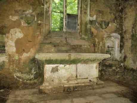 Saint Loup autel
