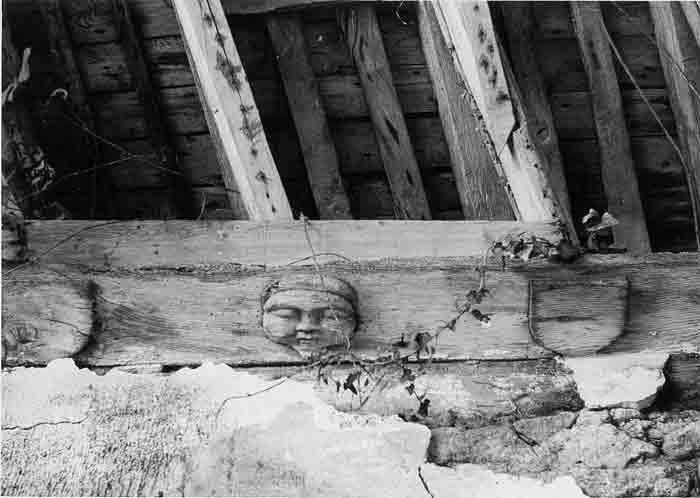 Saint Jean du Loch années 50
