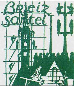 logo des chantiers de Breiz Santel
